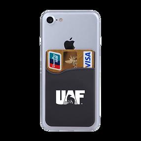 UAF Phone Wallet Black.png