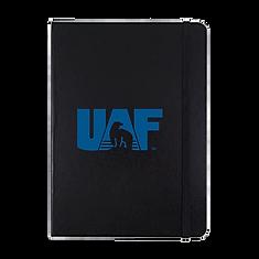 UAF Notebook Black.png