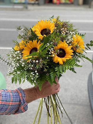 Girasoles Bouquet