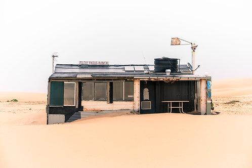 tin city, filthy phil, stockton dunes, beach shack
