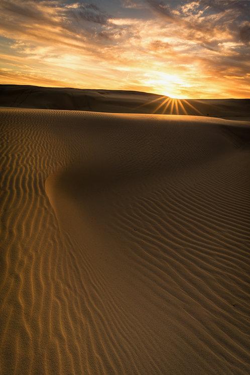 sunstar, sun, dunes, light, stockton sand dunes, worimi, birubi