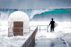 Merewether Baths surfer wave reedit jpeg