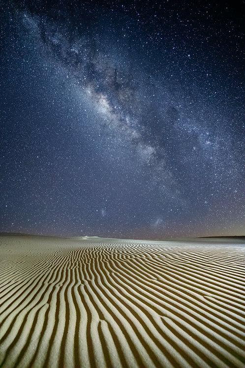 milky way, astro, dune, dunes, stockton, stars