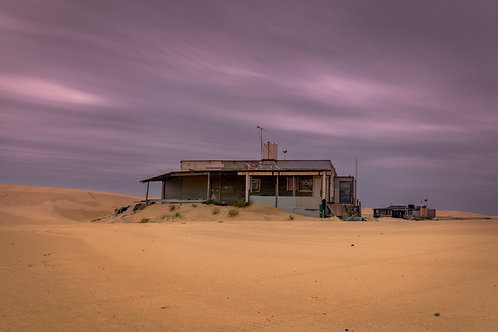 stockton sand dunes, sand dunes, city, desert, unusual dwelling, shack