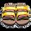 Thumbnail: SUICOKE MOTO-Cab OLIVE / BROWN