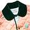 Thumbnail: CASABLANCA PRINTED SATIN CASABLANCA SKI CLUB SUNSET COAT