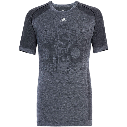 ADIDAS by KOLOR PRIMEKNIT TEE GREY