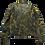 Thumbnail: PYER MOSS KILLER BIKER JACKET - GREEN CAMOUFLAGE