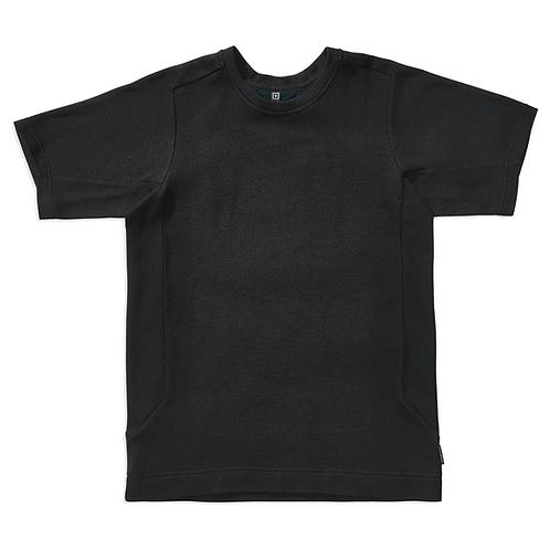 BYBORRE SHORT SLEEVE T-SHIRT BLACK