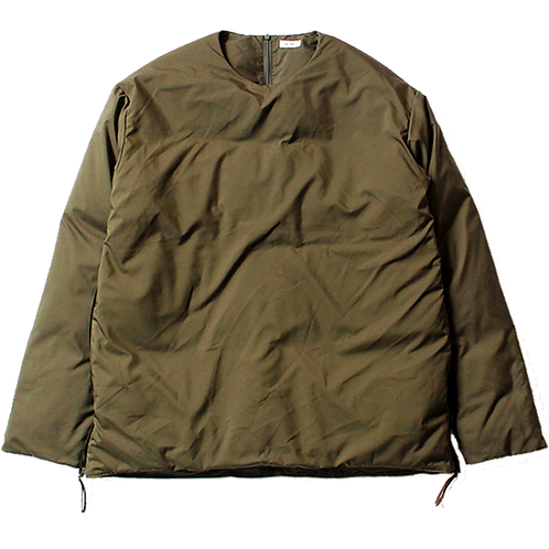 BLURHMS INVISIABLE DOWN TEE (OLIVE)