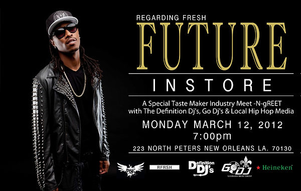 REAGRDING FRESH | RE:FRESH | NEW ORLEANS | FUTURE