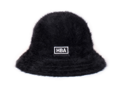 29999a66c19c5 HBA HAS COLLABORATED WITH BRITISH HEADWEAR MAKERS KANGOL® ON A LIMITED  EDITION CLASSIC FUGORA BUCKET HAT.