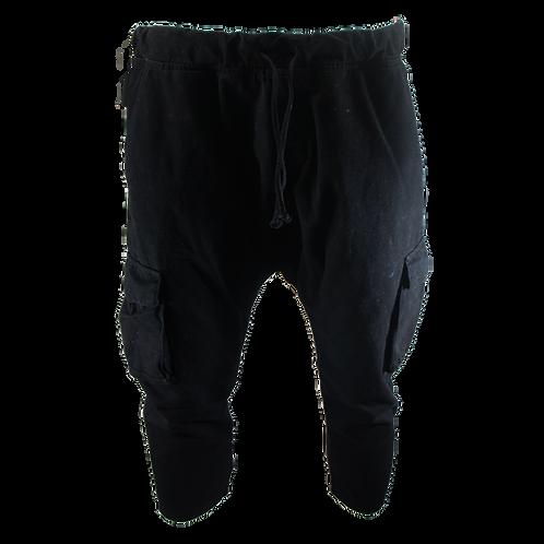 NSF SAONE Pants | Black