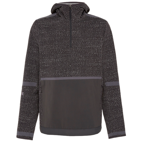ROBERT GELLER x LULULEMON TAKE THE MOMENT HOODED 1/2 ZIP