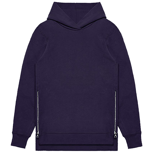 JOHN ELLIOTT HOODED VILLAIN PURPLE