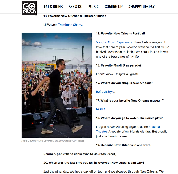 G-EAZY | REGARGING FRESH | RE:FRESH | GONOLA.COM