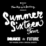 DRAKE   FUTURE   SUMMER SIZTEEN TOUR   REGARDING FRESH   RE:FRESH   NEW ORLEANS