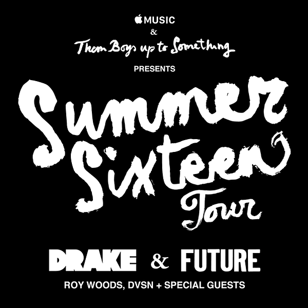 DRAKE | FUTURE | SUMMER SIZTEEN TOUR | REGARDING FRESH | RE:FRESH | NEW ORLEANS