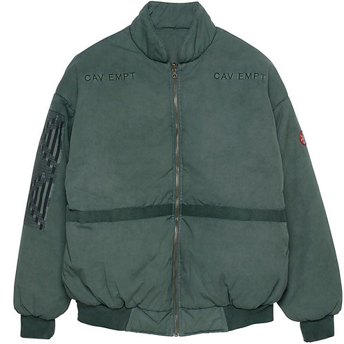 CAV EMPT OVERDYE REV ZIP JACKET