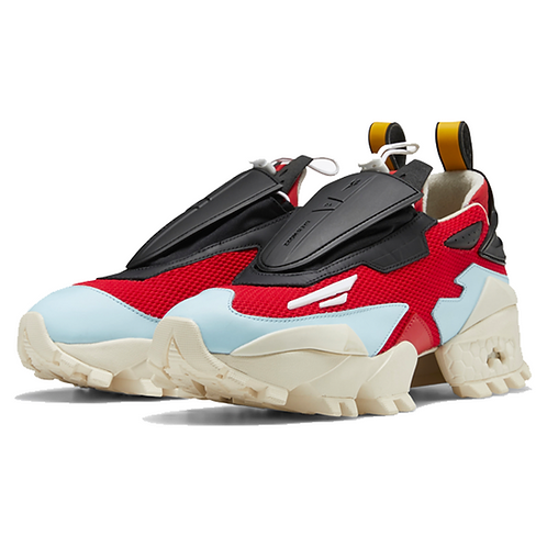 REEBOK by PYER MOSS EXPERIMENT 4 RED/BLUE TRAIL FURY