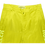 Thumbnail: ROBERT GELLER SHINY CUFFED PANTS CITRON