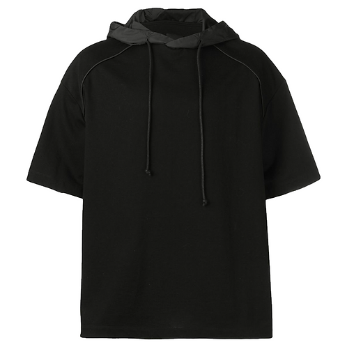 JUUN. J THE ALTERED TECH HOODED T-SHIRT
