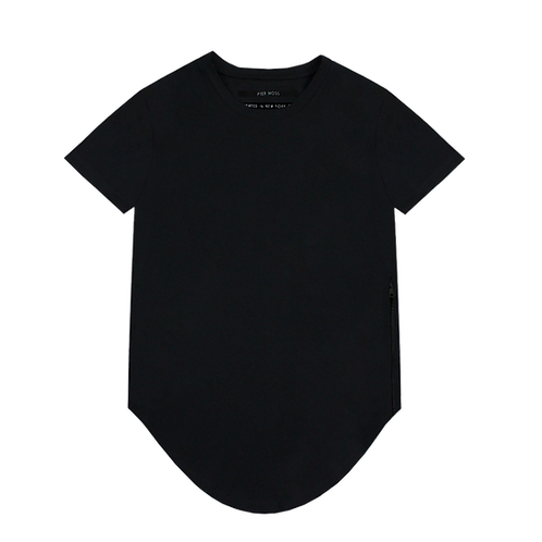PYER MOSS RYAN T-SHIRT - BLACK