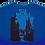 Thumbnail: CAV EMPT WHITE LINE LONG SLEEVE T (BLUE)