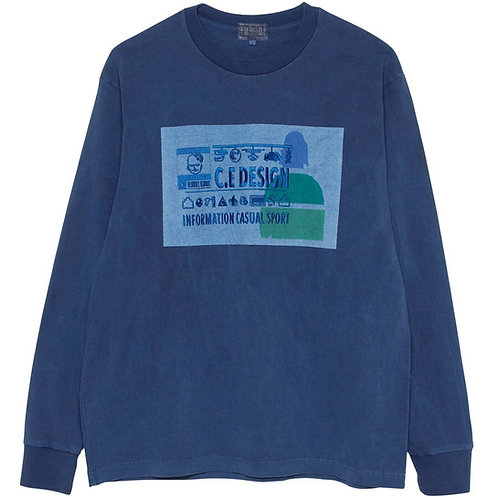 CAV EMPT INFORMATION LONG SLEEVE T