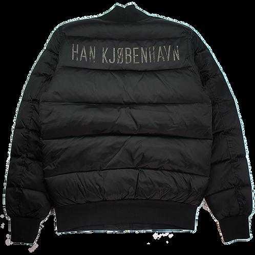 HAN KJØBENHAVN DOWN BOMBER BLACK