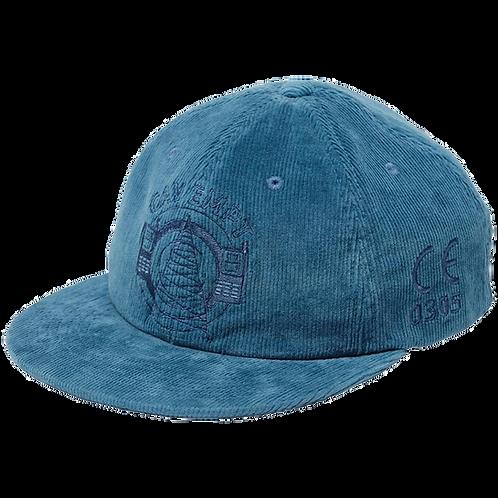 CAV EMPT 0305 CORD LOW CAP BLUE