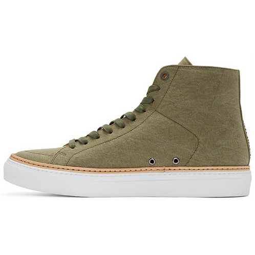 NO. 288 MULBERRY SNEAKER GREEN