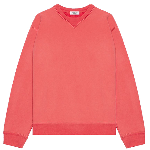 JOHN ELLIOTT REPLICA CREW WASHED RED