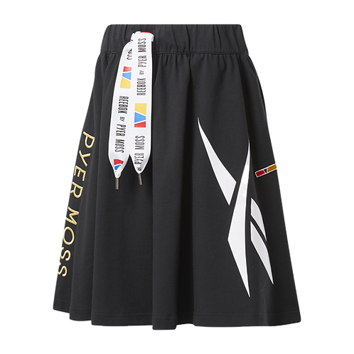 REEBOK by PYER MOSS VECTOR SKIRT (BLACK)