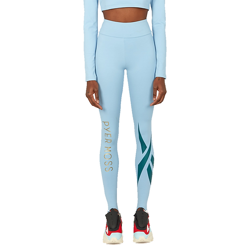 REEBOK by PYER MOSS LEGGING LIGHT BLUE