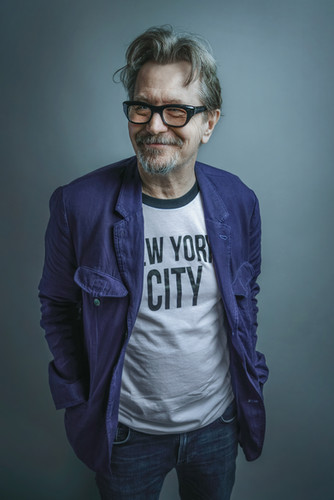 Gary Oldman, Academy Award winner for Best Lead Actor in THE DARKEST HOUR. Photographed for the American Cinematheque.