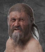 Fun Fact from the creation of Iceman Awakens