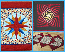Patchwork and Quilting