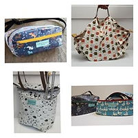 Adults Clothing and Bag-Making