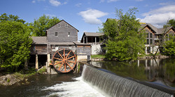 The Old Mill Restaurant and Shops
