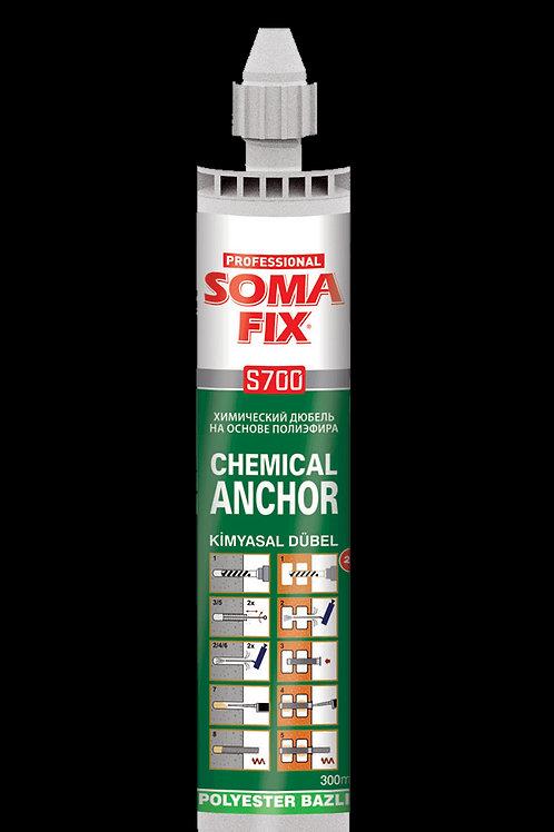 SOMAFIX Химический дюбель на основе полиэфира S700