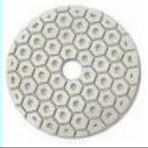 Гибкие алмазные диски для сухой полировки