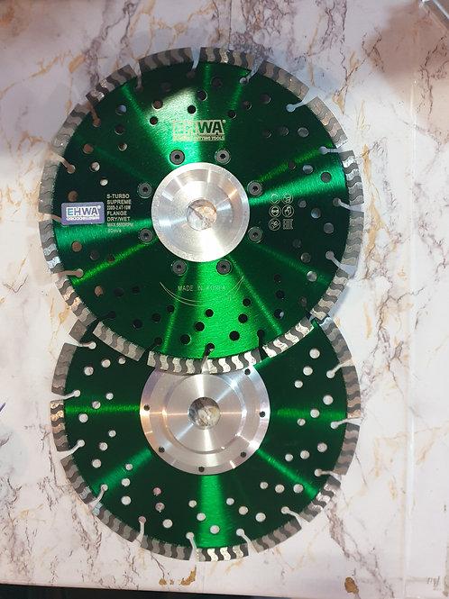 Алмазный отрезной круг S-TURBO 230 мм