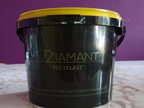 Эпоксидно-полиуретановый клей Диамант Полиэласт