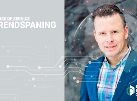 Mathias Härenstam: Teknikutvecklingen går snabbt och det gäller att hänga med!