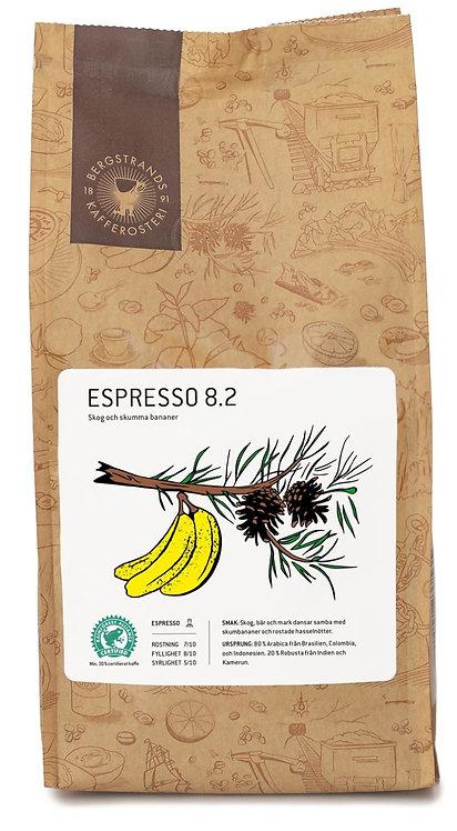 Espresso 8.2, 1 krt