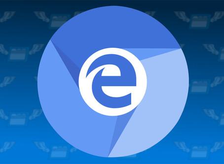 Microsofts nya webbläsare med Chromium!