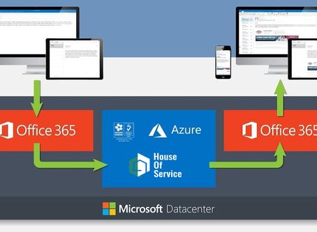 Styr företagets mejlsignaturer i Office 365 från webbläsaren.