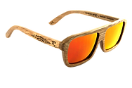 Chris Dyer wood sunglasses