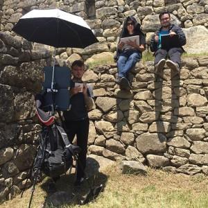 On The Road 10: Peruvian Plein Air